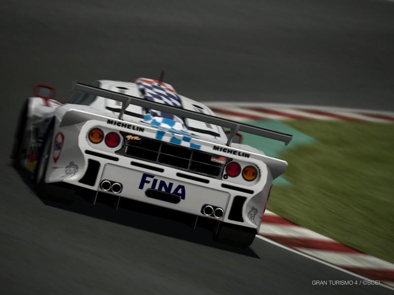 マクラーレン F1 GTR レースカー '97