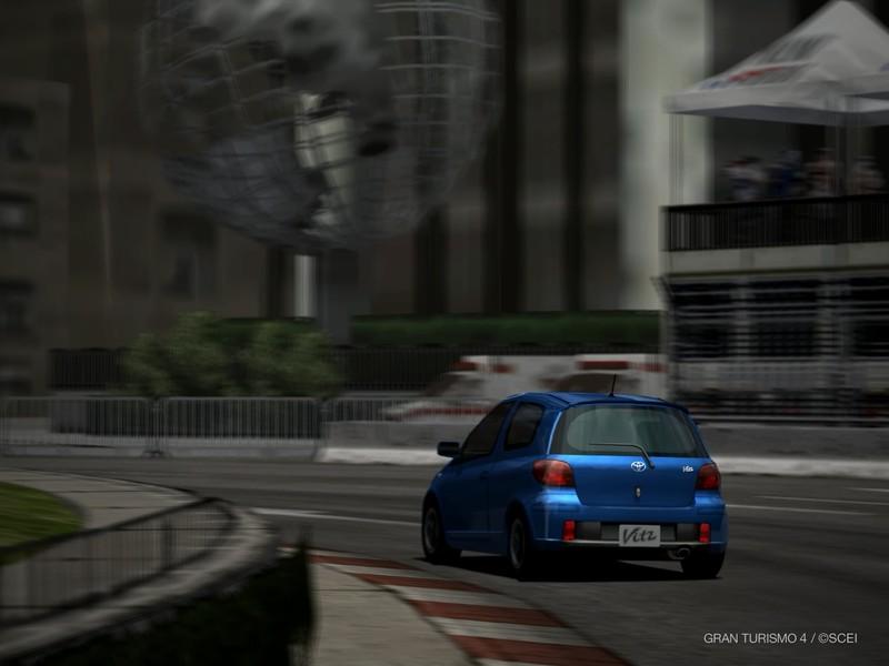 トヨタ ヴィッツ RSターボ '02