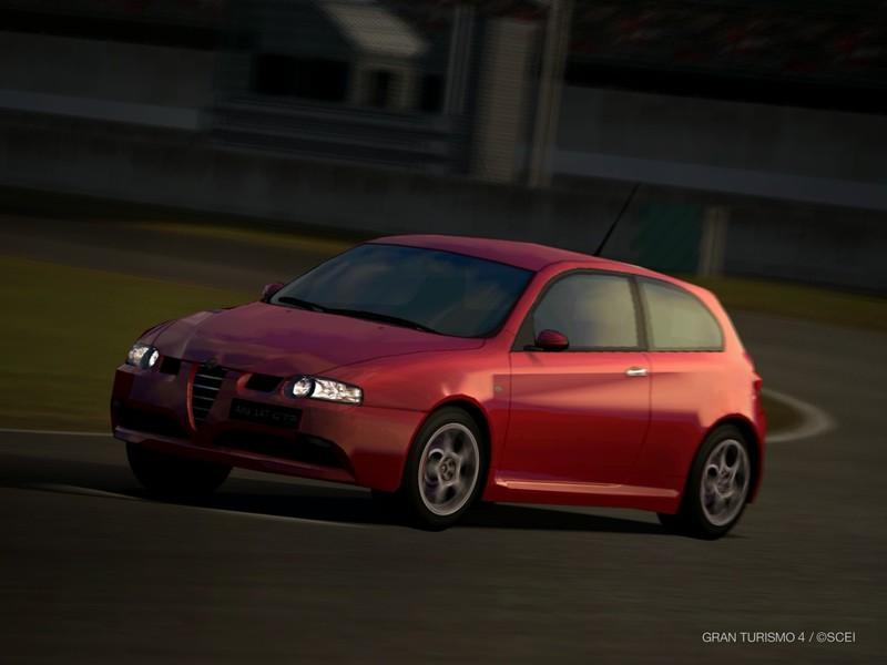 アルファロメオ 147 GTA '02