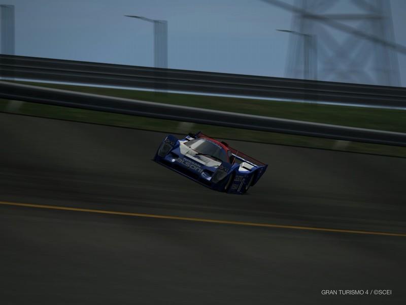 日産 R92CP レースカー '92