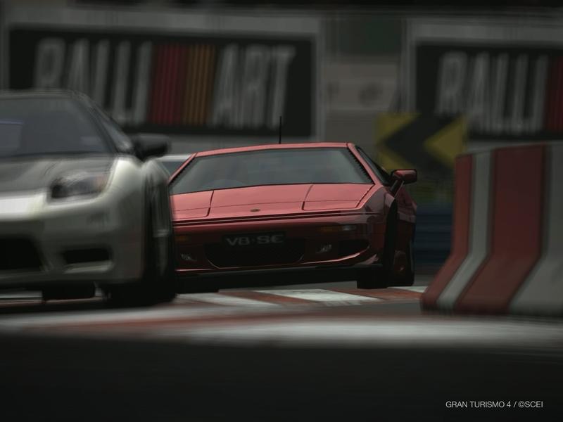 ロータス エスプリ V8 SE '98