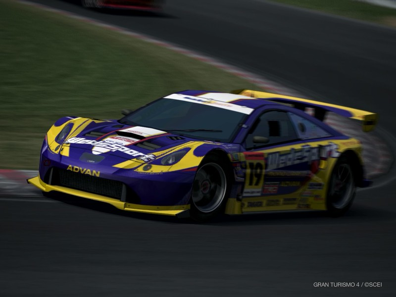 トヨタ ウェッズスポーツCELICA(JGTC) '03