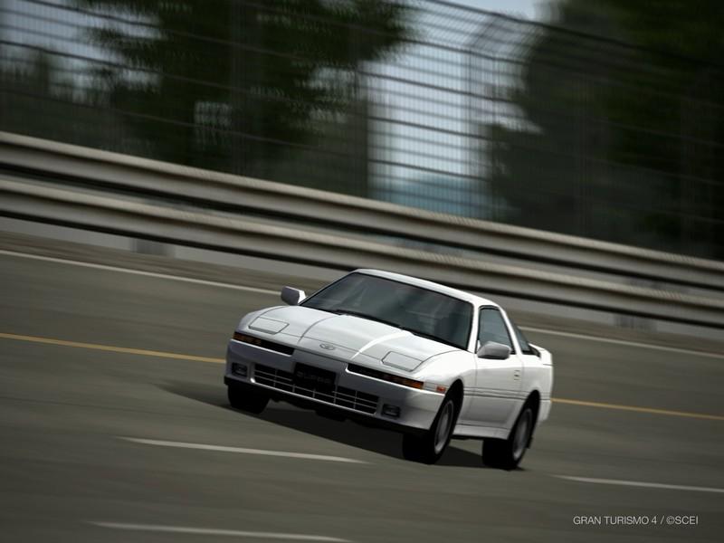 トヨタ スープラ 2.5GT ツイン・ターボR '90
