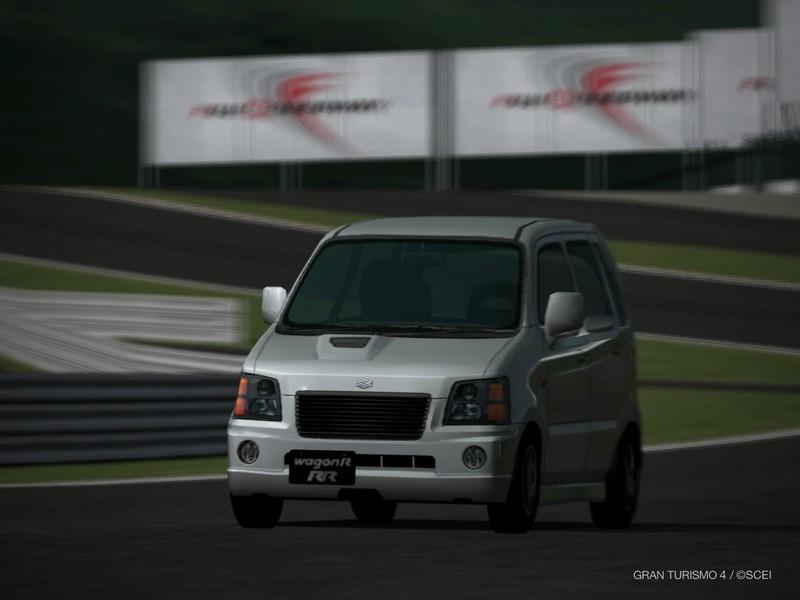 スズキ ワゴン R RR '98