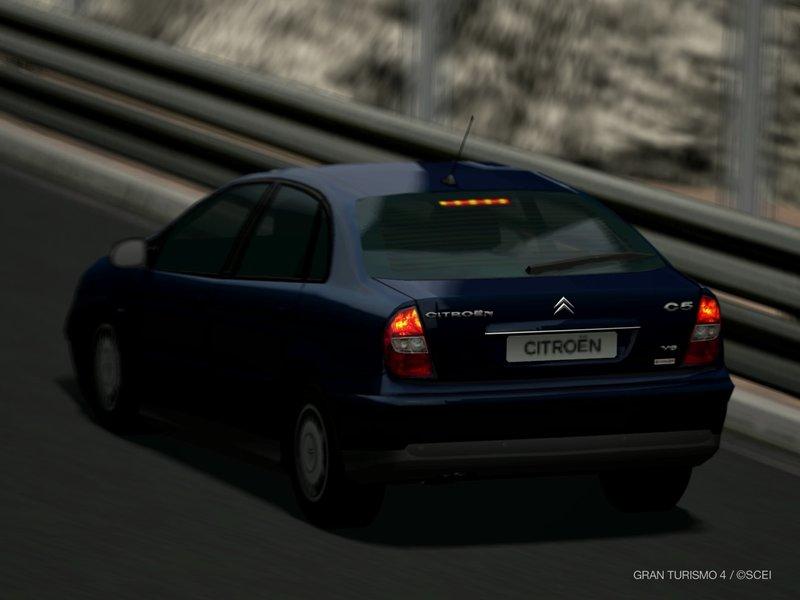 シトロエン C5 V6 エクスクルーシブ '03