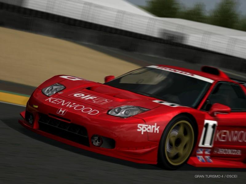 ホンダ NSX-R ProtoType LM レースカー '02