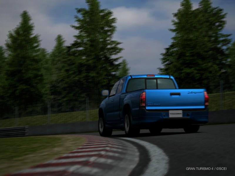 トヨタ タコマ X ランナー '04