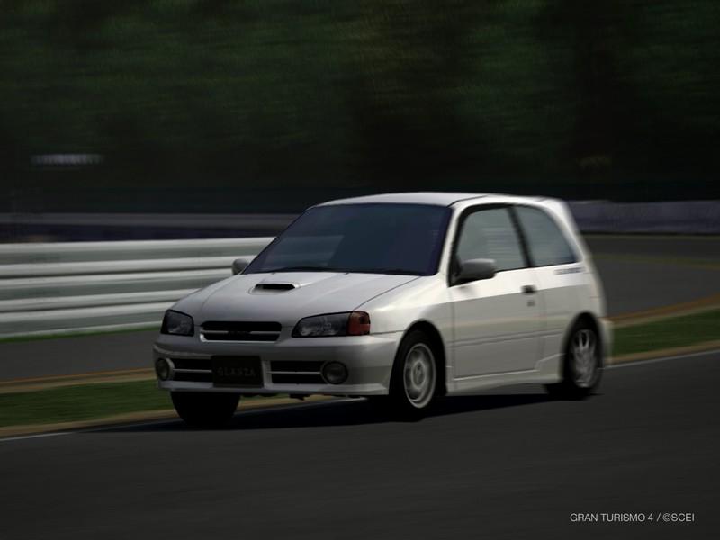 トヨタ スターレット グランツァ V '97