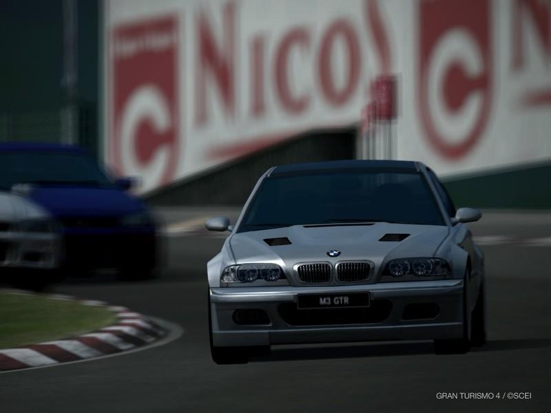 BMW M3 GTR '03