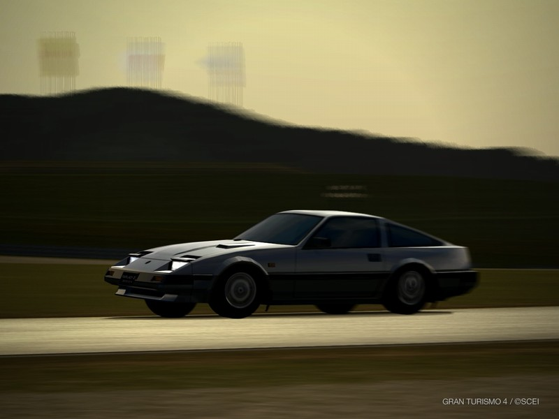 日産 フェアレディZ 300ZX '83