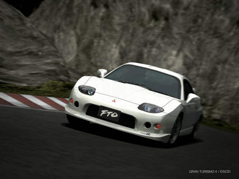 三菱 FTO GP Version R '97