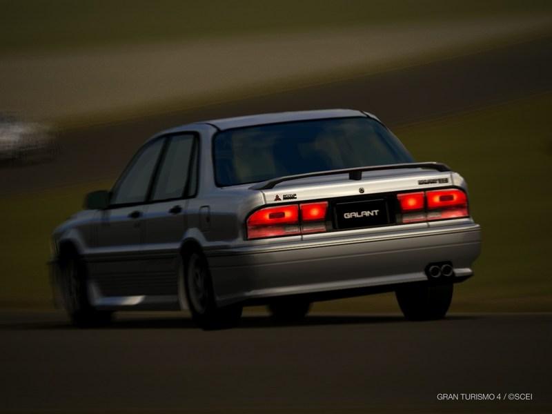 三菱 ギャラン 2.0 DOHC ターボVR-4 '89