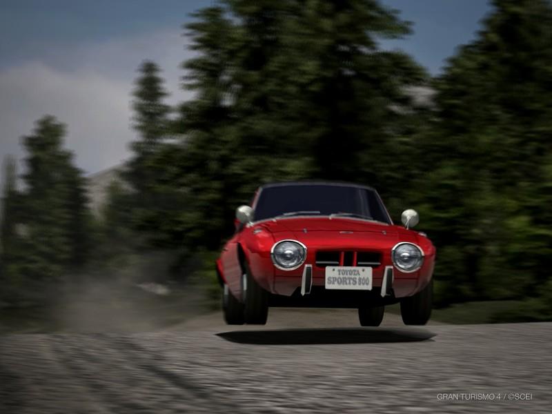 トヨタ スポーツ 800 '65