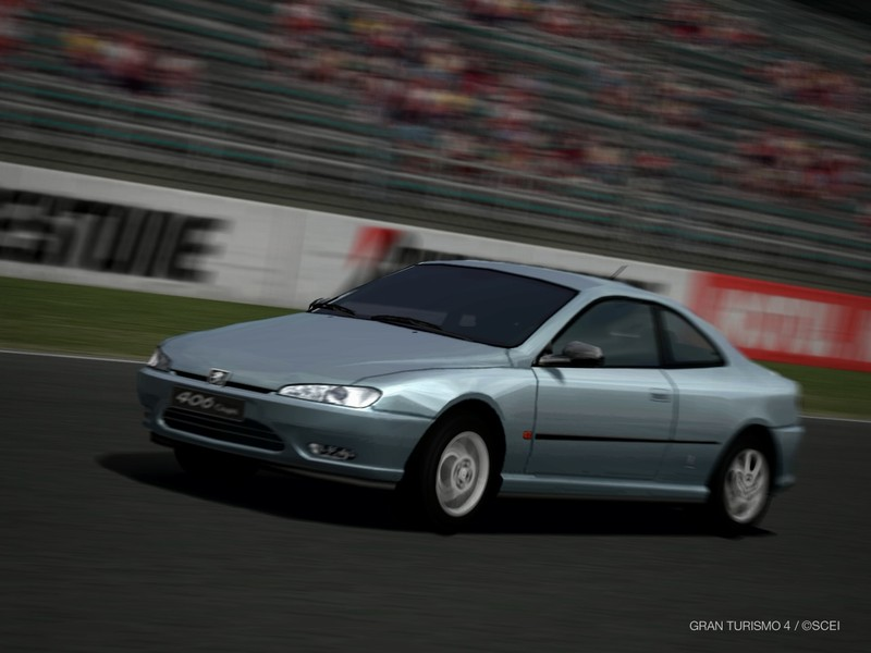 プジョー 406 3.0 V6 クーペ '98