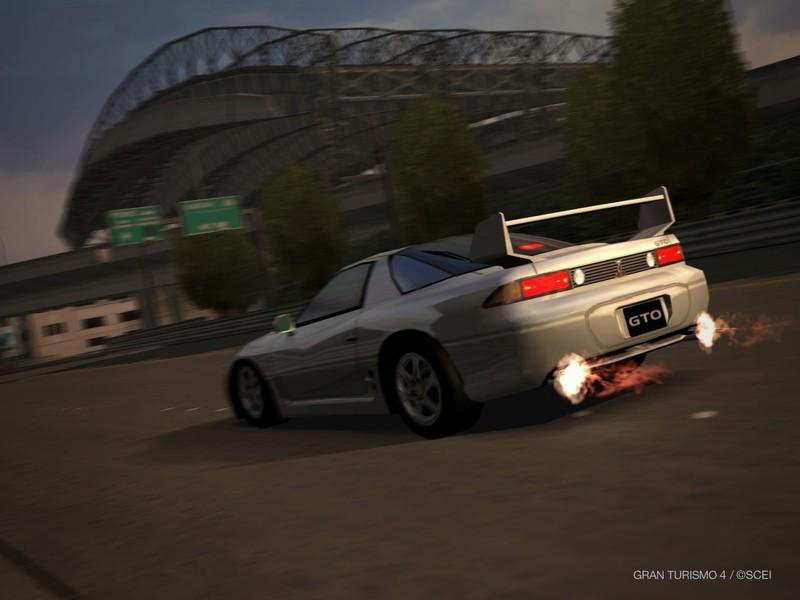 三菱 GTO ツインターボ '98