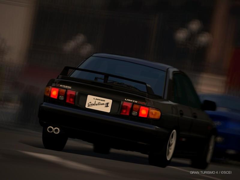 三菱 ランサーエボリューションII GSR '94