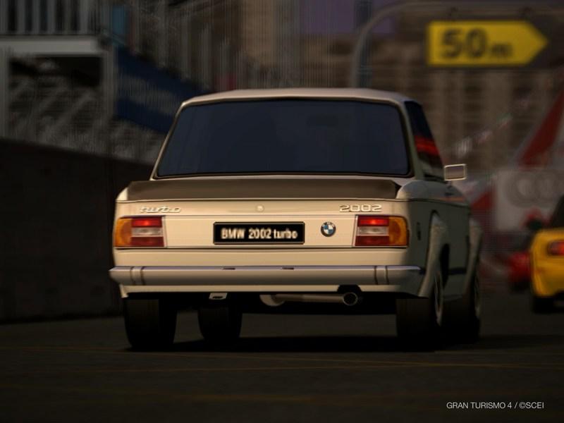 BMW 2002 ターボ '73