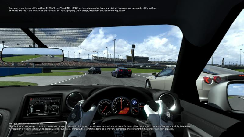 GT5P スクリーンショット デイトナ_02(GT-R)