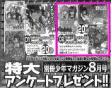 別冊少年マガジン2011年8月号 / 特大アンケートプレゼント