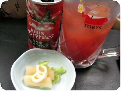トマト割り