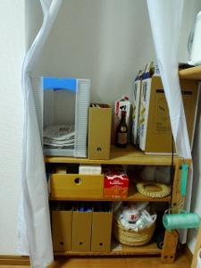 家の中整理・棚