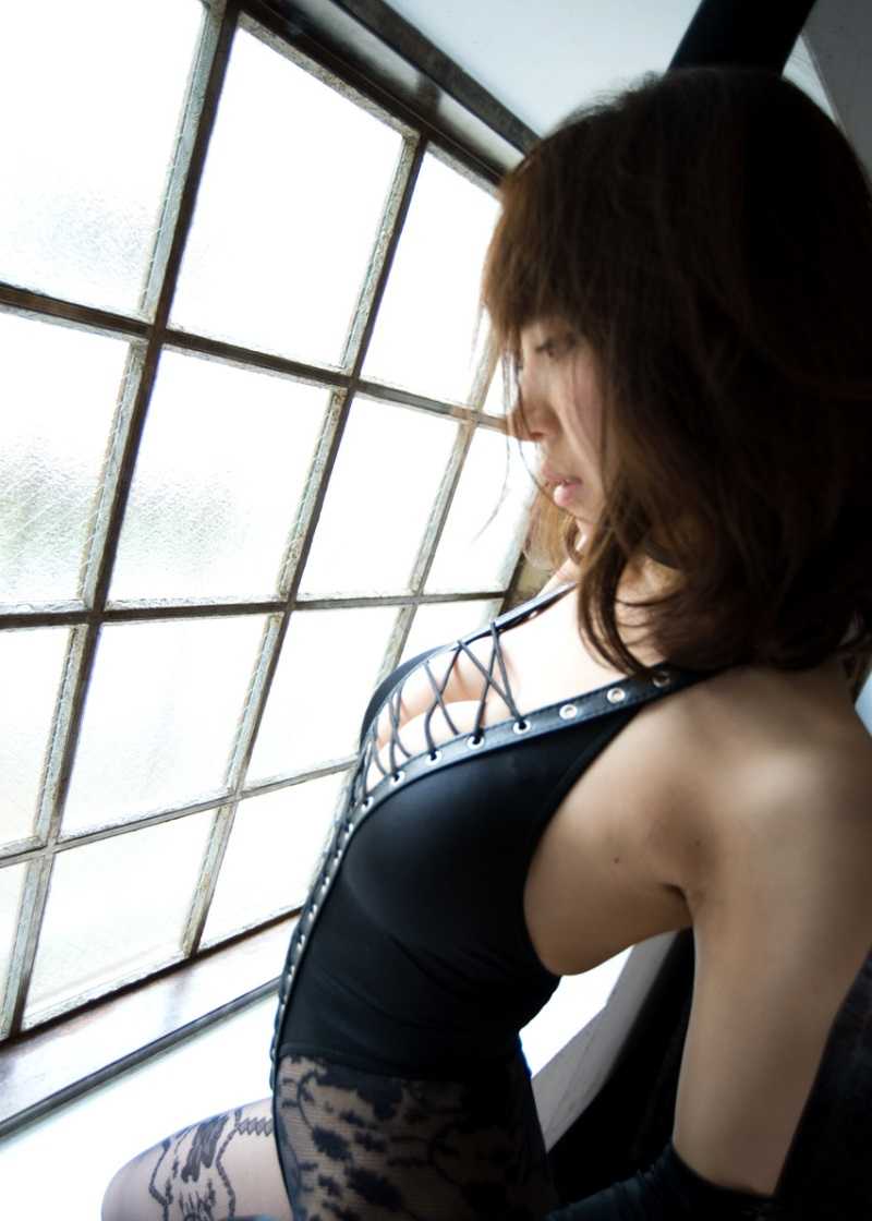 【No.9217】 横顔 / 知花メイサ