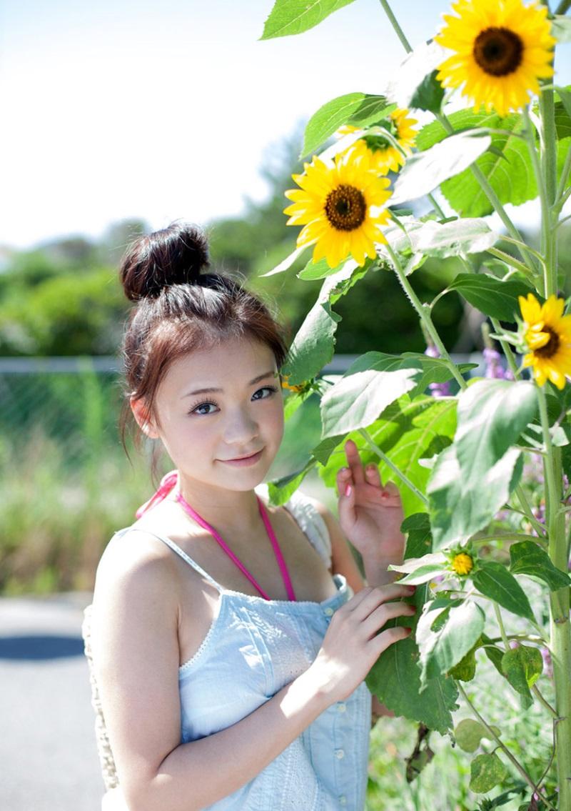 【No.9879】 ひまわり / 鶴田かな