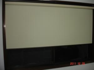 タチカワブラインド ロールスクリーン ラルク マカロンRS-5965ライム色