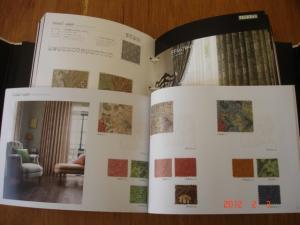 オーダーカーテン川島織物セルコンfilo(フィーロ)とコーディネートガイドブック
