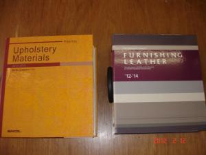 シンコール12-15UPHOLSTERY FABRICSと12-14FURNISHING LEATHER