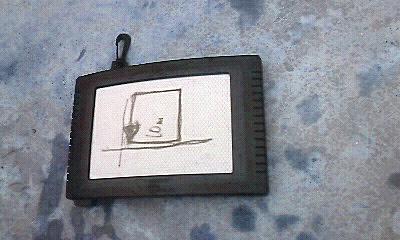 手書きボード