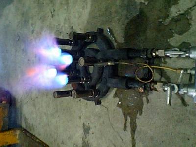 つくし内輪全開燃焼中2