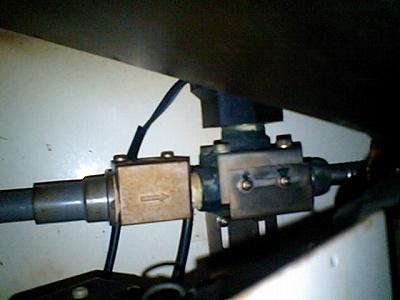 ライスロボ流量センサー