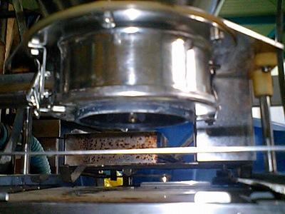 クボタライスロボ排米弁