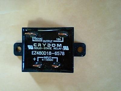 SSR2DC電圧INPUT