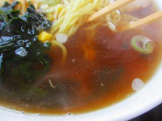 ほっとはうす ラーメン スープ