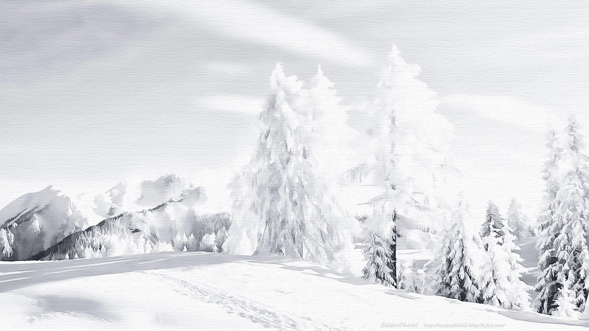 さんぽふぉと Sanpophoto 無料壁紙 冬の風景
