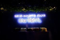 sacai aoyama store the VINYL