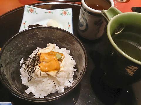 食事@京とあん