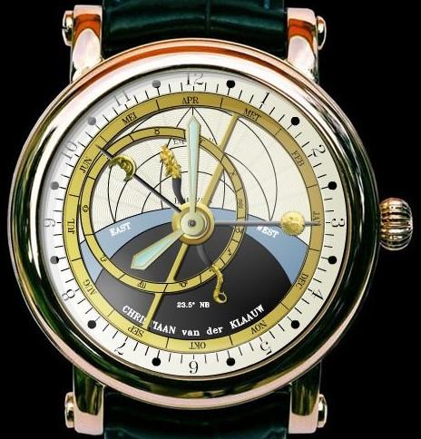 Christiaan van der Klaauw   Astrolabium