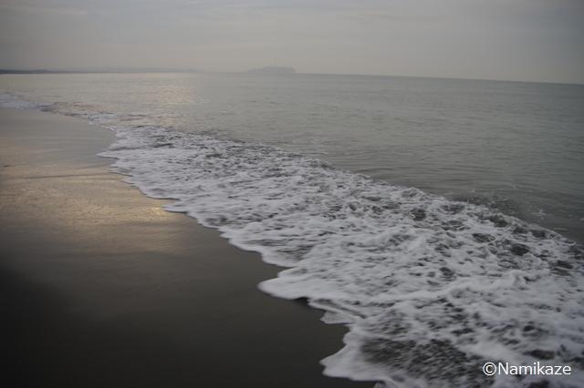 2011/10/31 湘南 茅ヶ崎の海
