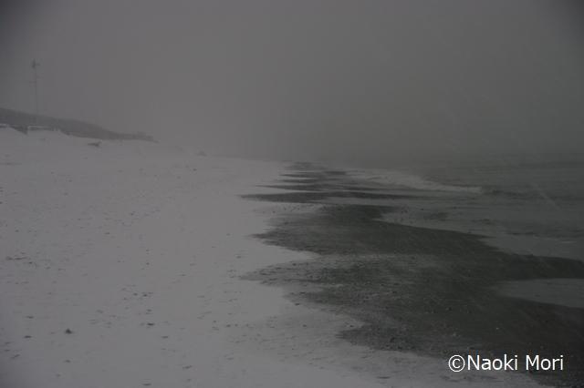 2012/02/29 湘南 茅ヶ崎の海